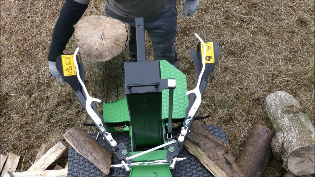 LOG STOPPING SYSTEM: SF100 RAPID BENZ RATO XX