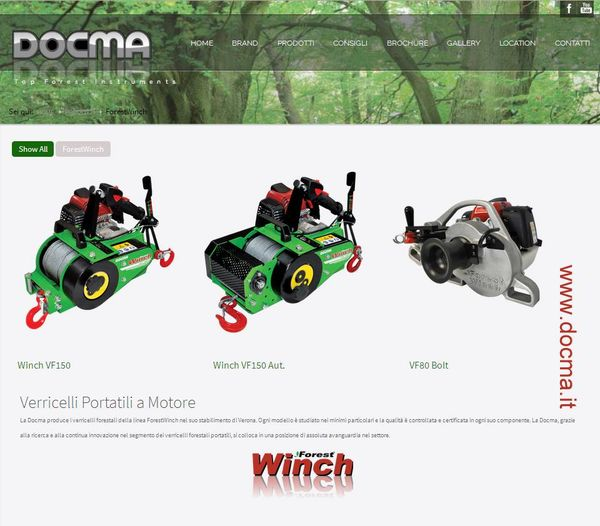 www.docma.it - Visita il nuovo sito internet - www.docma.it - Visit our new website - www.docma.it - Besuchen sie unse...