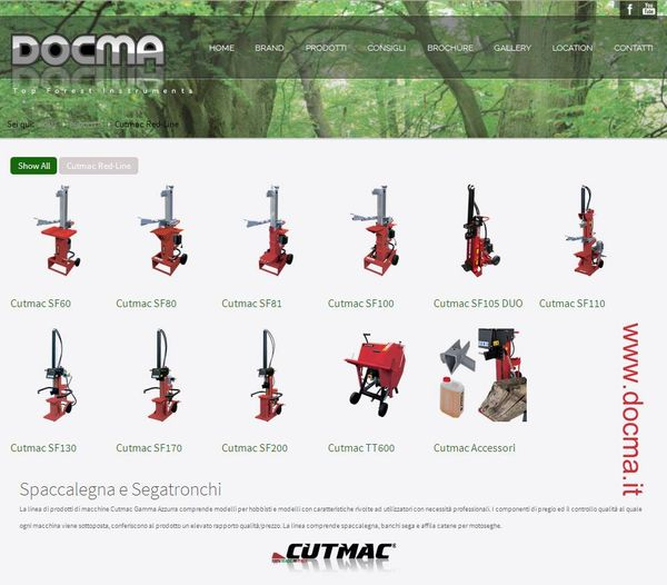www.docma.it - Visita il nuovo sito internet - www.docma.it - Visit our new website - www.docma.it - Besuchen sie unse...