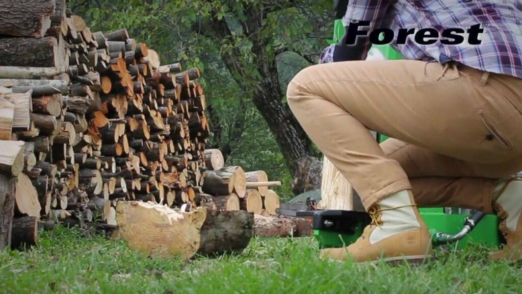 A retenir: Fendeuse de bûches - Fendeuse de bûches - Holzspalter - Fendeuse SF105 DUO 220 - www.docma.it