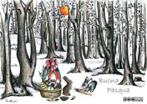 Buona Pasqua - Happy Easter - Frohe Ostern - Joyeuses Pâques - Feliz Pascua - Boa Pascoa.