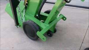CYLINDER STOPPING SYSTEM BY DOCMA MADE IN ITALY. END WORK - CLIP 2.       ·