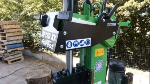 CYLINDER STOPPING SYSTEM BY DOCMA MADE IN ITALY. START WORK - CLIP 1.       ·
