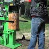 Docma SF130PTO, Fendeuse de bûches pour tracteur - Fendeuse de bûches pour tracteur