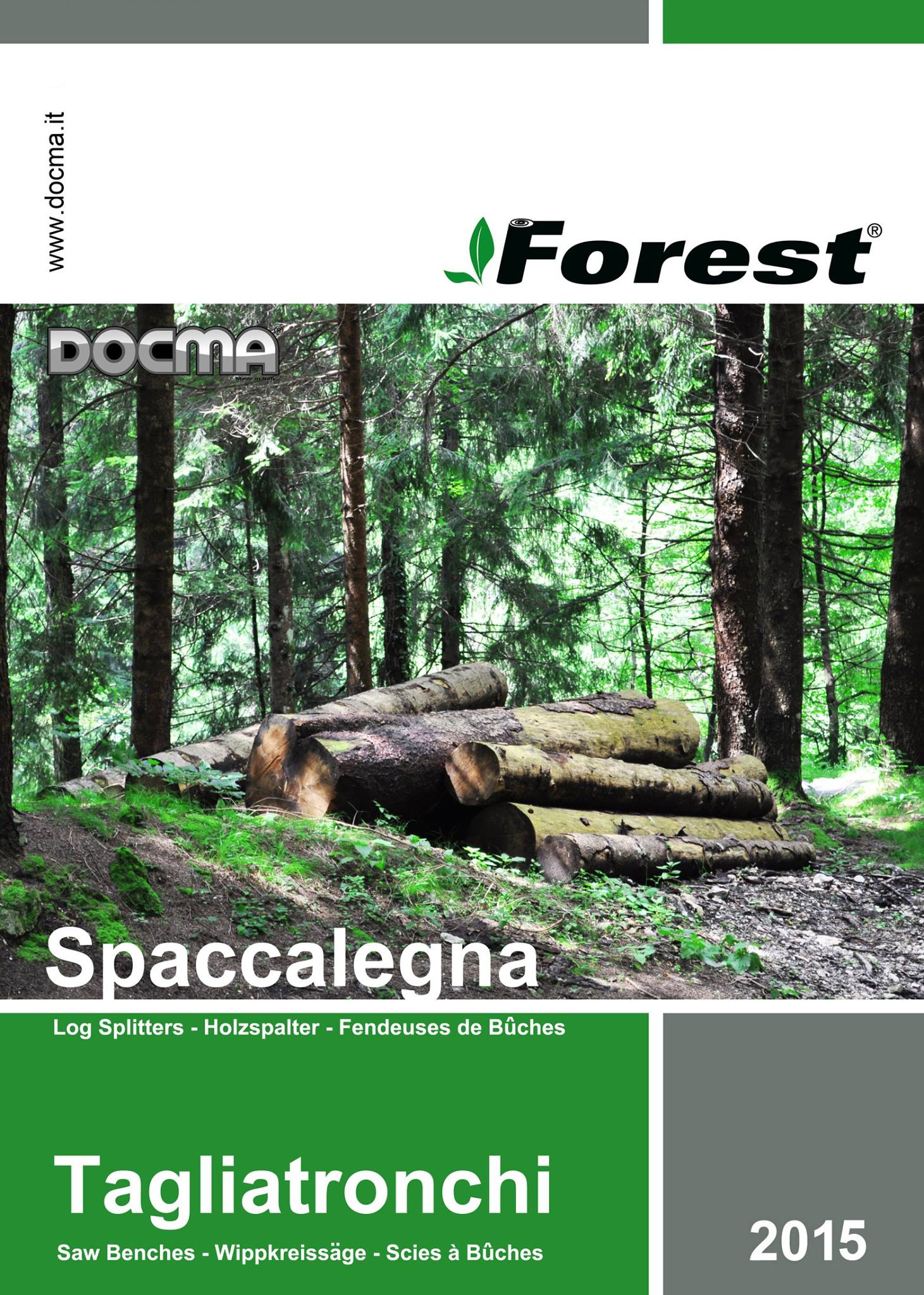 Forêt 2015 - www.docma.it