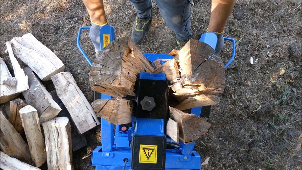 Spaccalegna-Log-Splitter-Holzspalter-Fendeuse de Bûche: SVG700 220