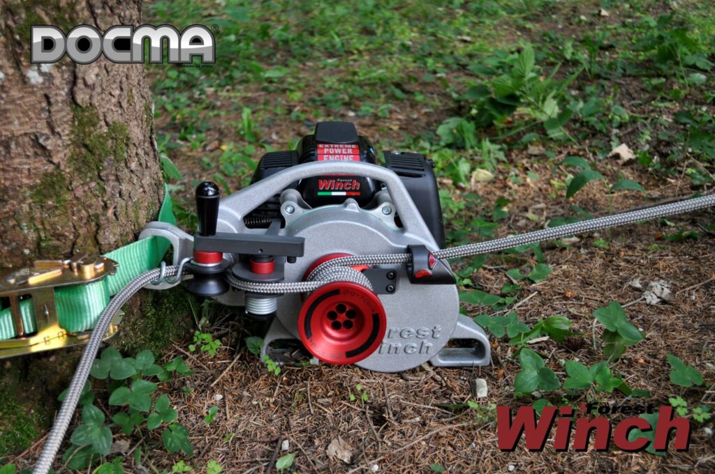 VF105 RED IRON and News - By Docma Made in Italy.