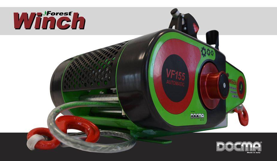 VF155 Aautomatic Ultralight - Docma Made in Italy.       ·