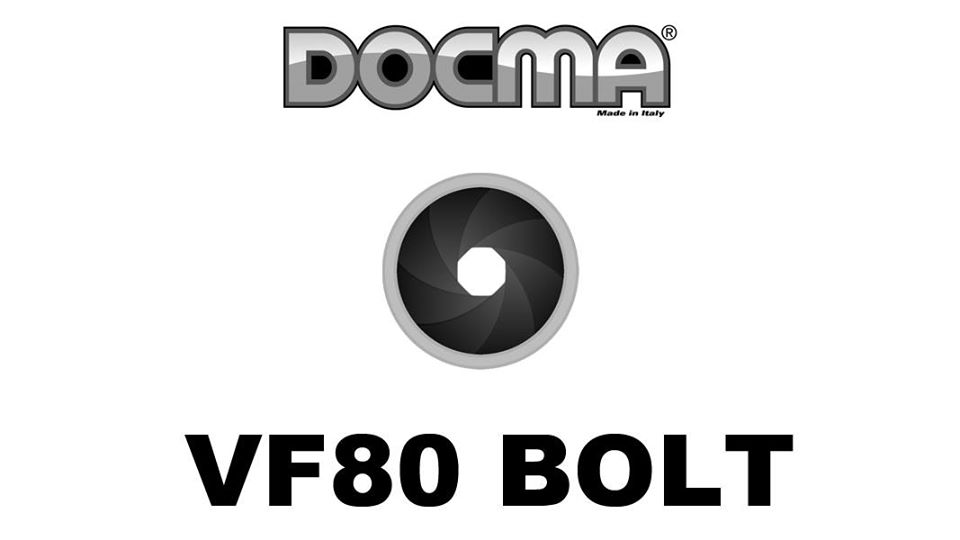 VF80 BOLT - Docma Made in Italy.       ·