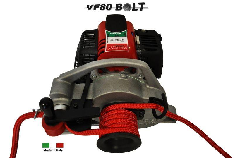 VF80 BOLT: Innovation, Praktikabilität und viel Sorgfalt bei der Realisierung.  Sehen Sie sich das Video auf www.docma.it an - Innovation, Praxis ...